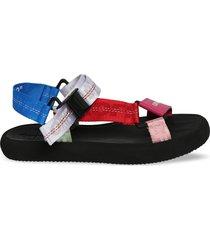 multicolor trek sandal