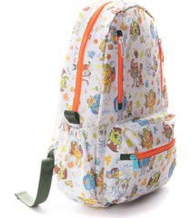 maleta mini iguaque colegio blanco 13