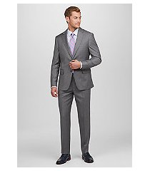 1905 collection slim fit chalk stripe men's suit by jos. a. bank