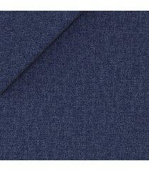 pantaloni da uomo su misura, loro piana, fresco blu, primavera estate | lanieri