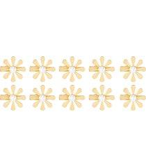 'daisy' hair clip set