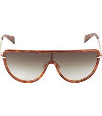 99mm tinted wrap sunglasses