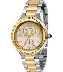 reloj angel invicta modelo 31276 dorado