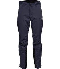 raada 2-layer technical trouser sport pants blauw skogstad