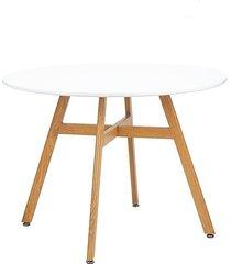 stół flattery biały 100 cm