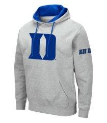 colosseum men's duke blue devils big logo hoodie