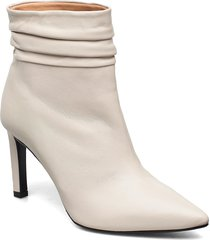 booties 5232 shoes boots ankle boots ankle boot - heel vit billi bi