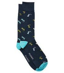 travel tech gecko socks, 1-pair