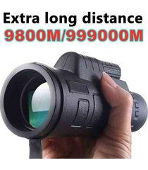 telescopio monocular hd ajuste de enfoque dual visión