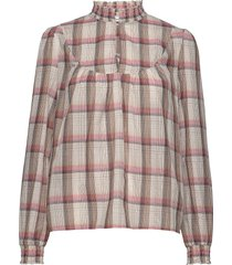 blouse blouse lange mouwen multi/patroon sofie schnoor