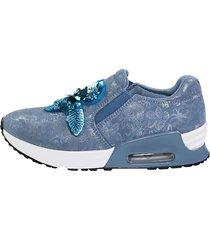 sneakers liva loop blå
