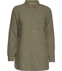 kiva sh overhemd met lange mouwen groen part two