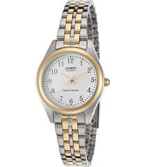 ltp-1129g-7br reloj casio 100% original garantizados