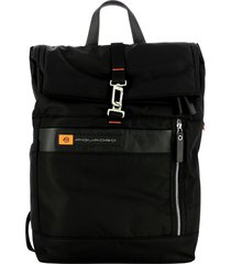 roll top laptop backpack pq-bios 15.6