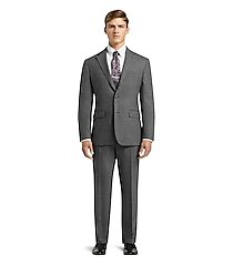 1905 collection tailored fit men's suit - big & tall clearance by jos. a. bank