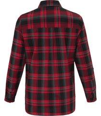 blouse van emilia lay rood