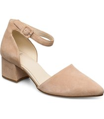mya shoes heels pumps classic beige vagabond