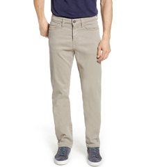 men's big & tall 34 heritage charisma relaxed fit jeans, size 44 x 34 - beige