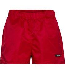 alessio shorts shorts flowy shorts/casual shorts röd lovechild 1979