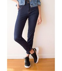 jean azul ossira out super slim
