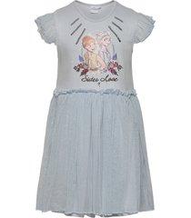 dress klänning blå disney