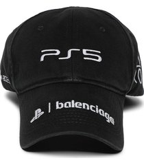 x playstation ps5 baseball cap