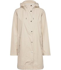 stala jacket 7357 regnkläder vit samsøe samsøe