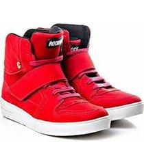 tênis sneaker nobuck