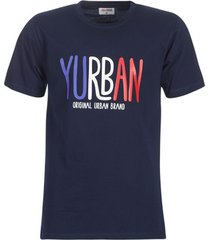 t-shirt korte mouw yurban koulio