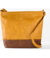 borsa shopper (arancione) - bpc bonprix collection