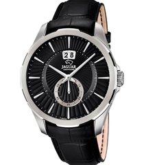 reloj acamar negro jaguar