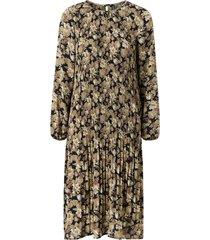 klänning pcdagmar ls plissé dress