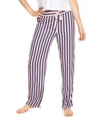 pantalón pijama rosa-rojo-azul bronzini éxito
