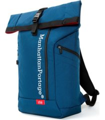 manhattan portage reflective pace backpack