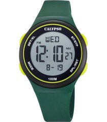 reloj verde calypso color run calypso