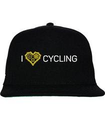 czapka fullcap. i love cycling