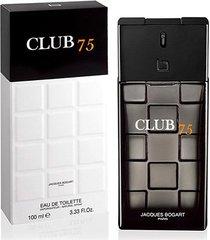 perfume club 75 masculino jacques bogart edt 100ml