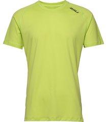 ghst s/s tee-m t-shirts short-sleeved gul 2xu