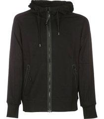 c.p. company c.p. company zipped hoodie