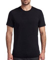 james perse t-shirt black