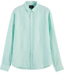 overhemd garment groen