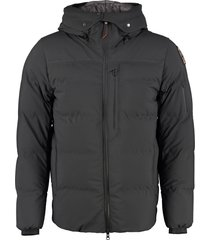 parajumpers kanya full zip padded hooded jacket