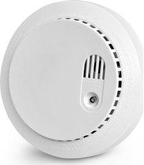 detector de co wifi, monóxido de carbono y detector de humo, 2-en-1 alarma detector de incendios uso ty-co-66 inicio de seguridad blanco