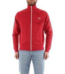 fred perry j6231 zip jacket
