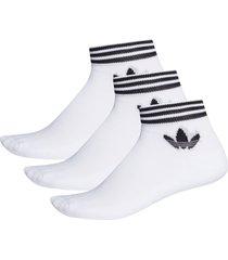 ankelstrumpor trefoil ankle socks 3-pack