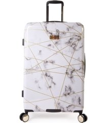 """juicy couture vivian 29"""" hardside spinner luggage"""