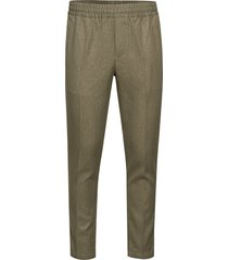 smithy trousers 11387 casual broek vrijetijdsbroek groen samsøe samsøe