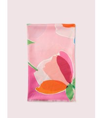 kate spade new york painted petals oblong scarf