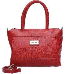 bolsa sacola sifra crocão vermelha