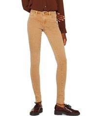 pantalon casual camel esprit
